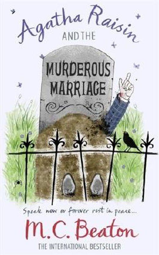 Agatha raisin and the murderous marriage 9781849011846 xxl