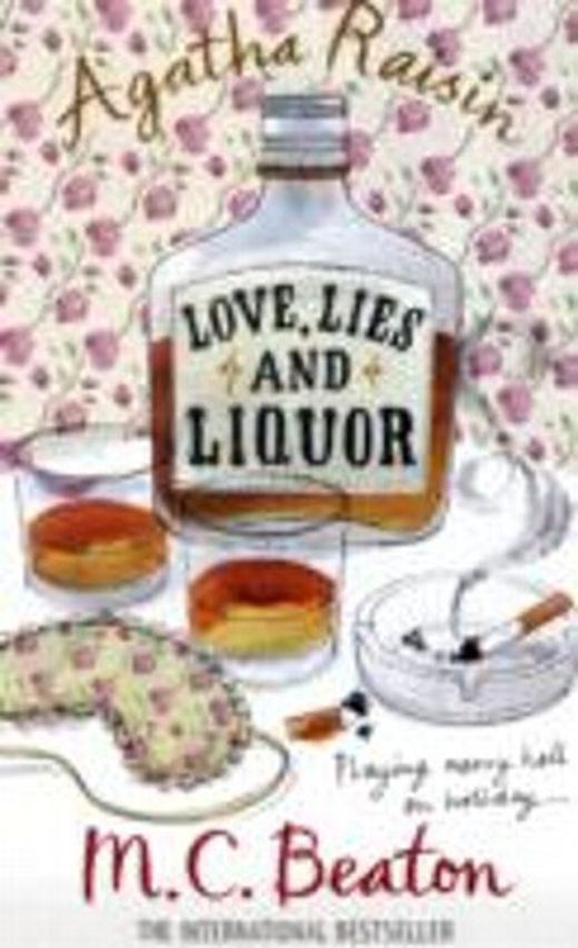 Agatha raisin and love  lies and liquor 9781849011501 xxl