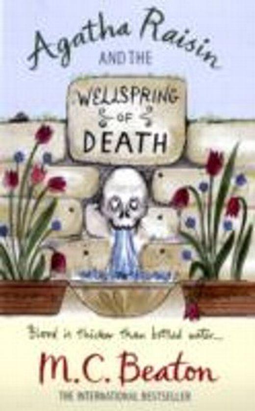 Agatha raisin and the wellspring of death 9781849011402 xxl