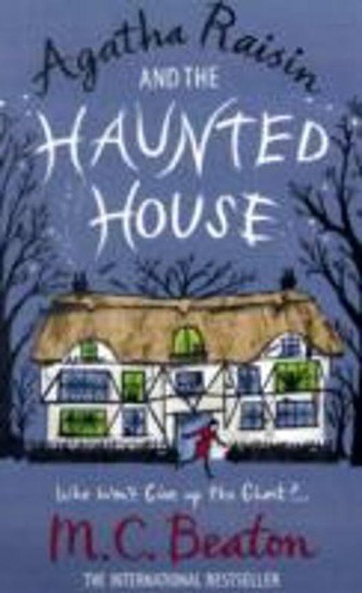 Agatha raisin and the haunted house 9781849011471 xxl
