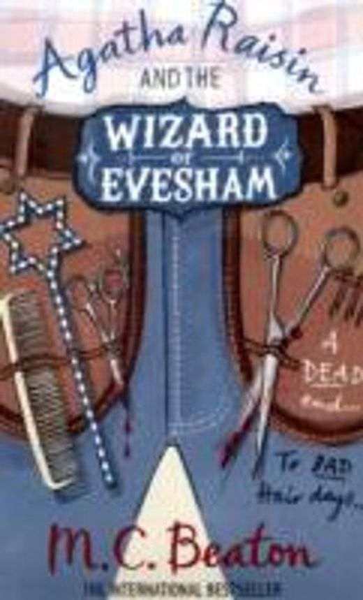 Agatha raisin and the wizard of evesham 9781849011419 xxl