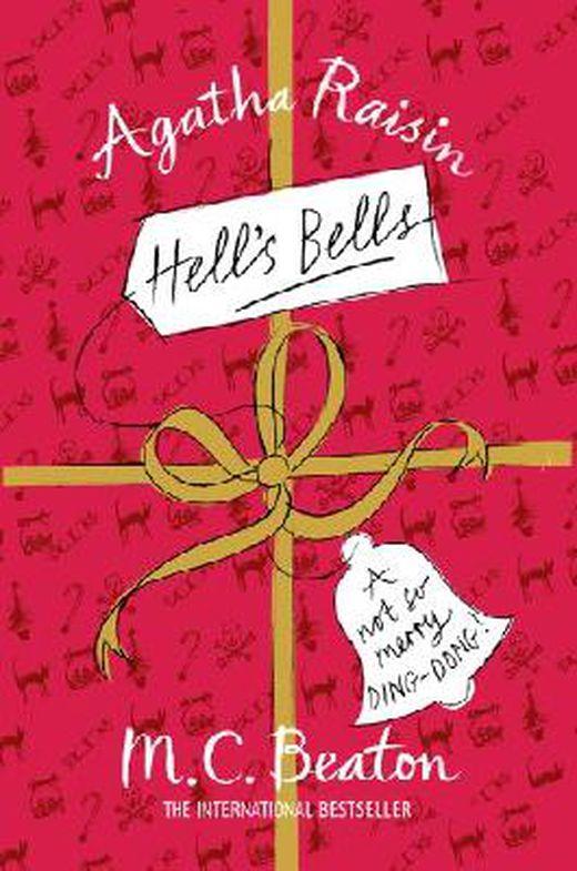 Agatha raisin  hell s bells  a short story  9781472109439 xxl