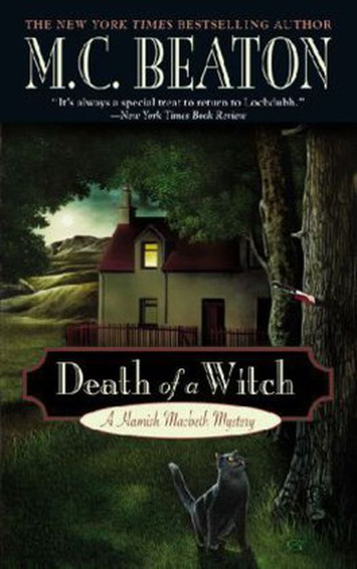 Death of a witch 9780446615495 xxl