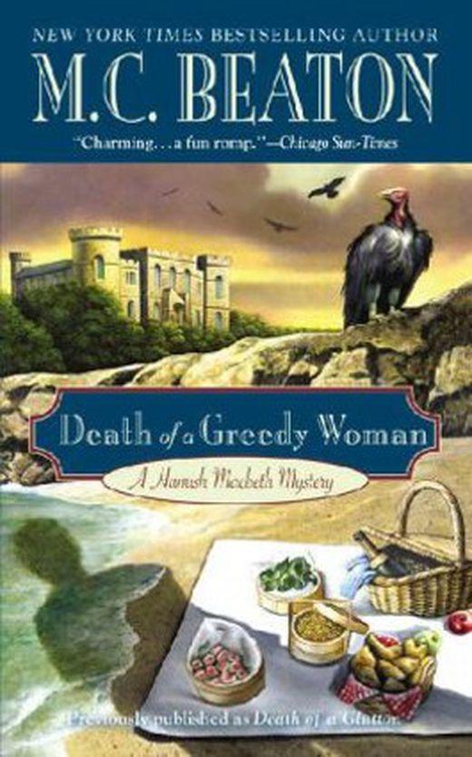 Death of a greedy woman 9780446573535 xxl