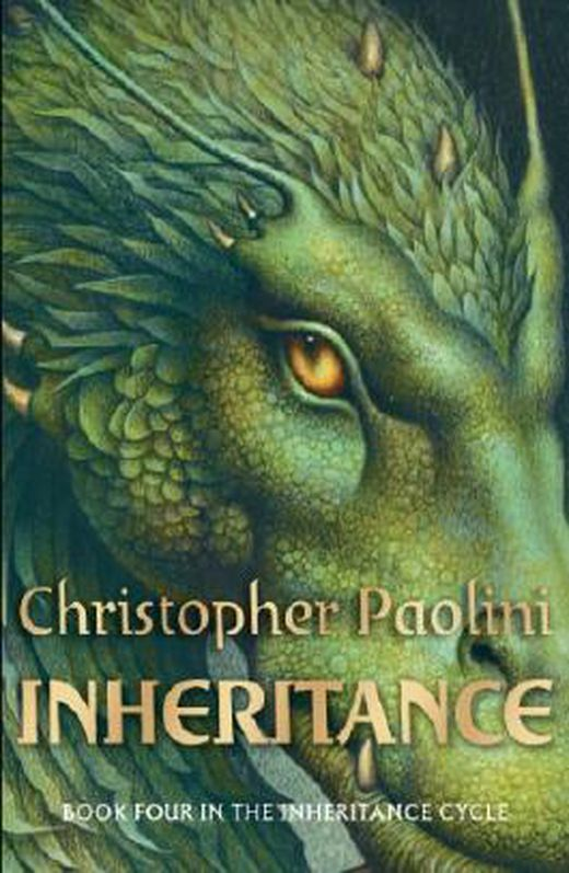 Inheritance  book four  the inheritance cycle 4  9781446403143 xxl