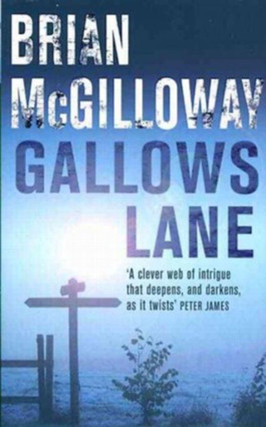 Gallows lane 9780230707696 xxl