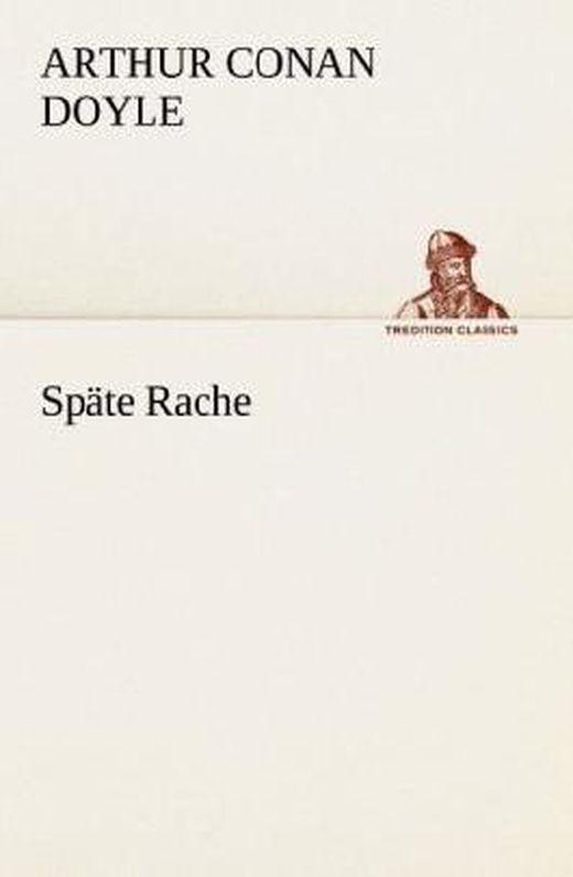 Spate rache 9783847238485 xxl