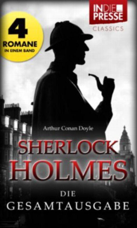 Sherlock holmes   die gesamtausgabe  illustriert   idp classics  b00dagjnju xxl