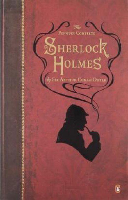 The penguin complete sherlock holmes by conan doyle  arthur  2009  paperback b00iib8hee xxl