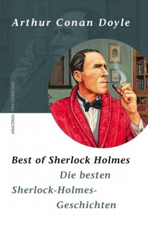 Die besten sherlock holmes geschichten  best of sherlock holmes 9783866473799 xxl
