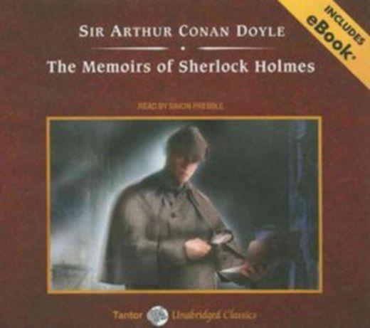 The memoirs of sherlock holmes 9781400145188 xxl