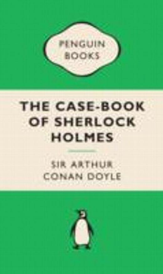 The case book of sherlock holmes  sherlock holmes  buch der faelle  englische ausgabe 9780241961926 xxl