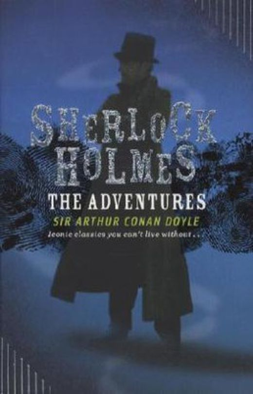 Sherlock holmes   the adventures 9780141339733 xxl