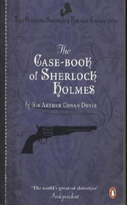 The case book of sherlock holmes 9780241952931 xxl