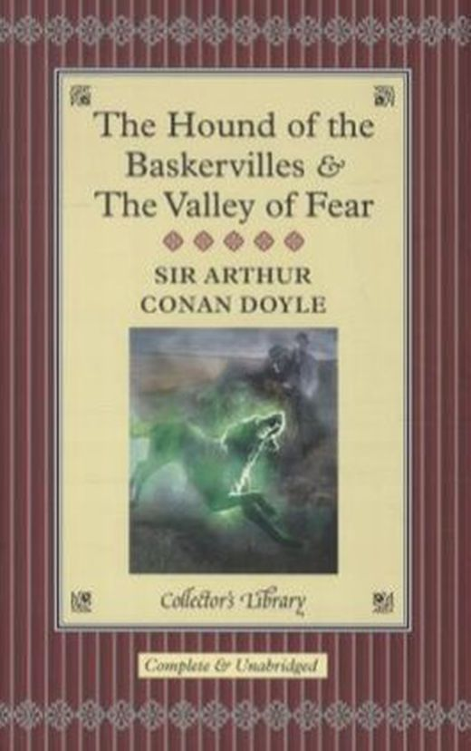 the hound of the baskervilles  and  the valley of fear  9781904633723 xxl