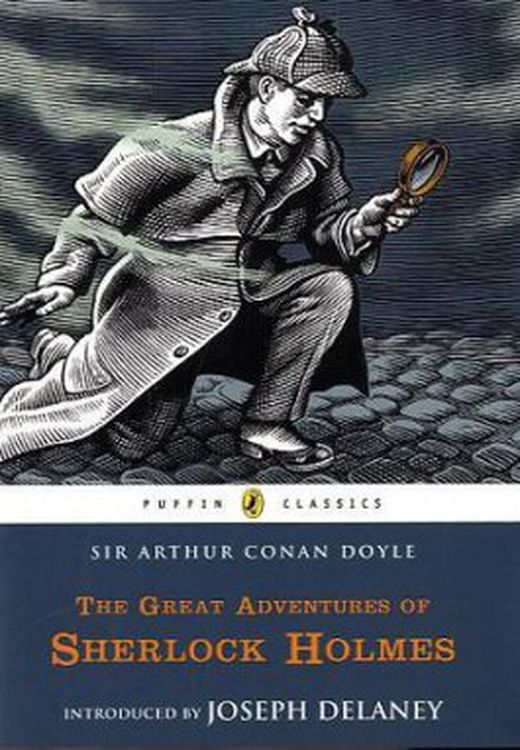 The great adventures of sherlock holmes 9780141332499 xxl