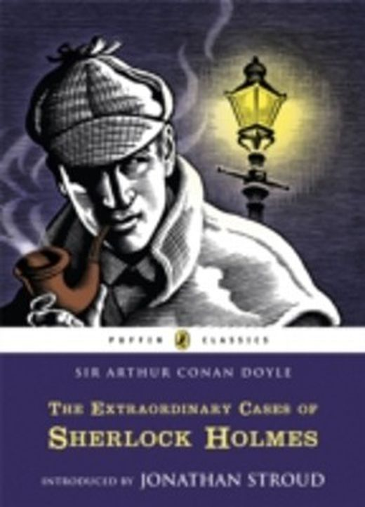 The extraordinary cases of sherlock holmes 9780141330044 xxl