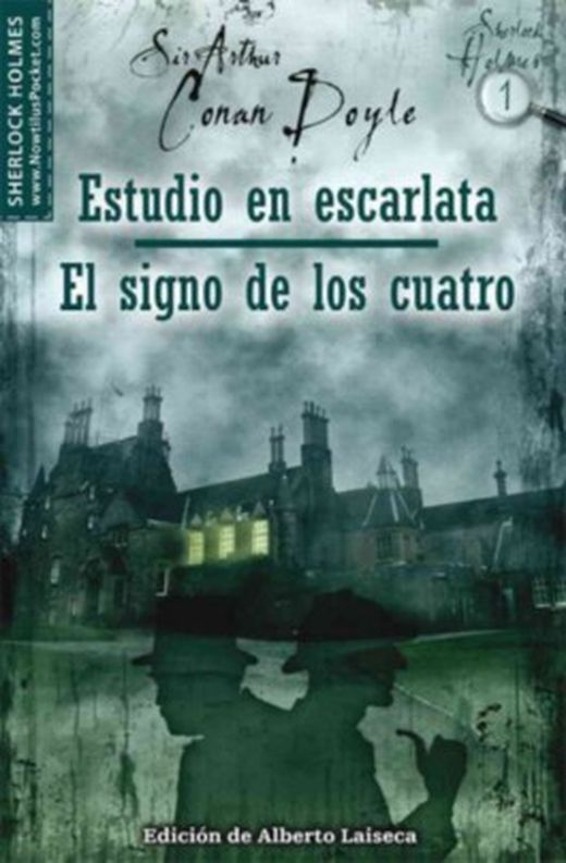 Estudio en escarlata y el signo de los cuatro   a study in scarlet and the sign of four 9788497637978 xxl