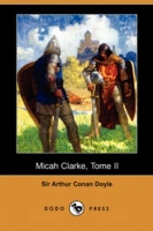 Micah clarke  tome ii 9781409921370 xxl