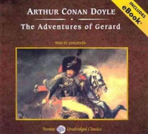 The adventures of gerard 9781400140961 xxl