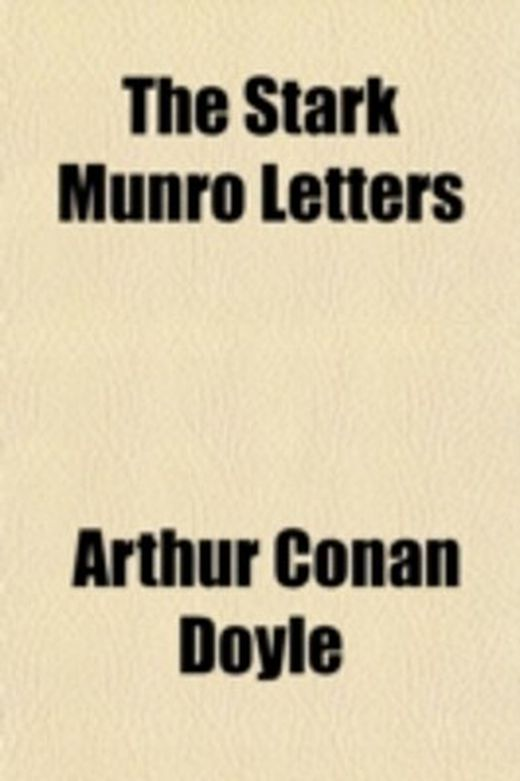 The stark munro letters 9781153747165 xxl