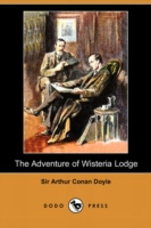 The adventure of wisteria lodge 9781406556070 xxl