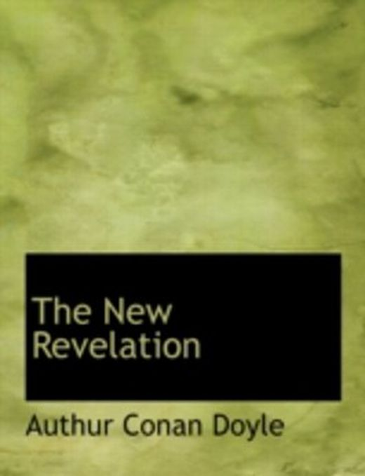 The new revelation  large print edition  9780554651743 xxl