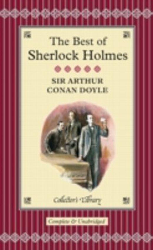 The best of sherlock holmes 9781905716555 xxl