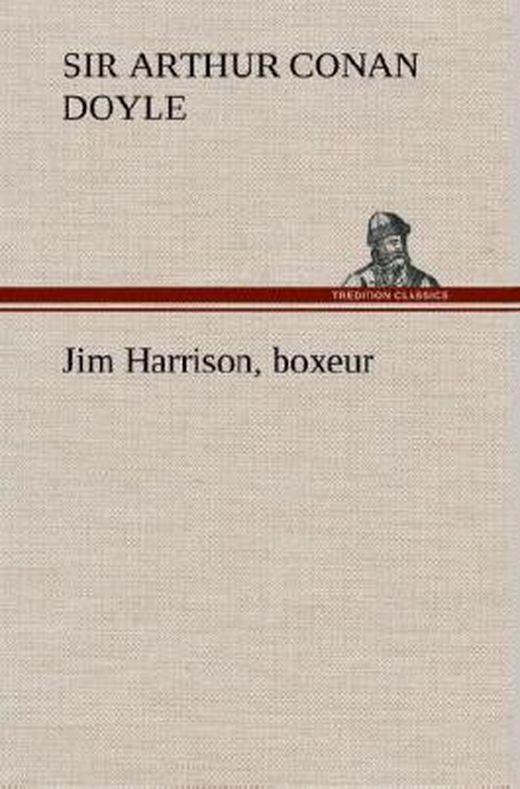 Jim harrison  boxeur 9783849144395 xxl