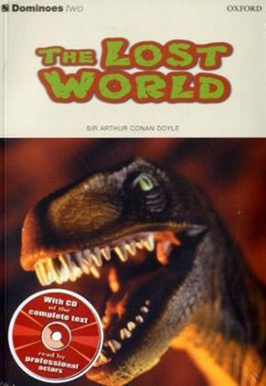 The lost world  w  audio cd 9783068015971 xxl