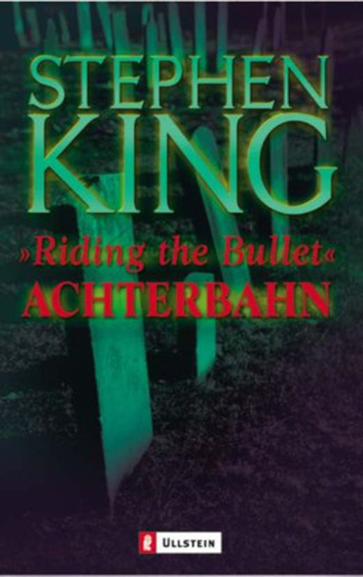 Achterbahn  riding the bullet 9783548251219 xxl