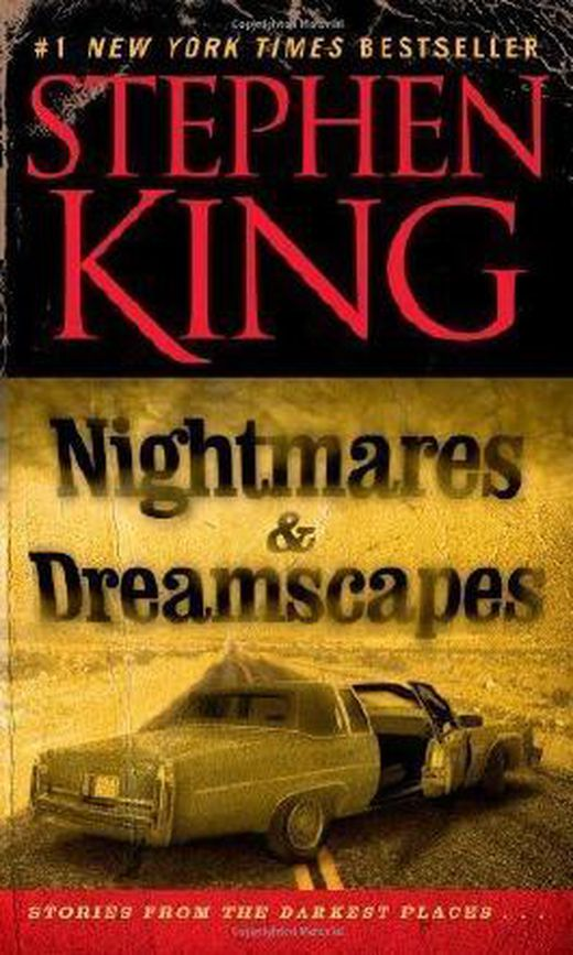 Nightmares   dreamscapes reissue edition by king  stephen  2009  b00cb1v66i xxl