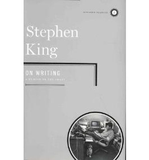 on writing  a memoir of the craft  scribner classics  hardcover   king  stephen   author   jul 06  8601400084076 xxl