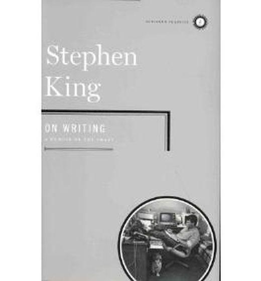 on writing  a memoir of the craft  scribner classics  hardcover   king  stephen   author   jul 06  8601400084076 xxl