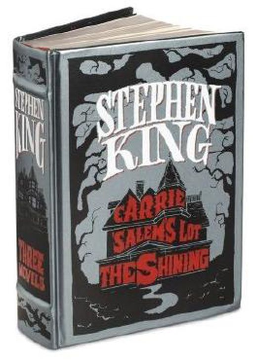 Stephen king  three novels   carrie  salem s lot  the shining 9780307292056 xxl