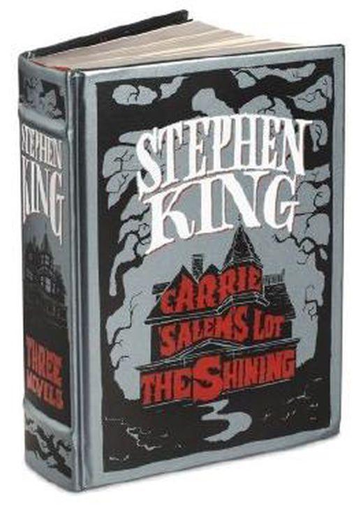 Stephen king  three novels   carrie  salem s lot  the shining 9780307292056 xxl