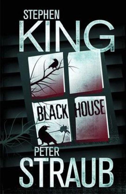 Black house  das schwarze haus  englische ausgabe 9781409103899 xxl