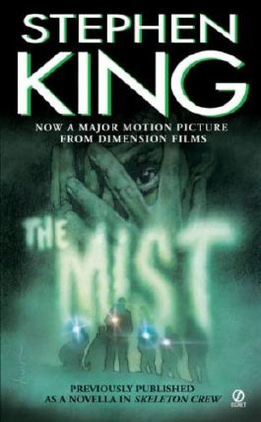 the mist  by king  stephen  author  paperback on  10   2007  b005o9b82q xxl