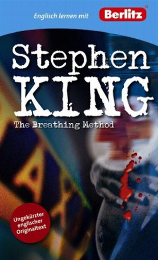 Englisch lernen mit stephen king  the breathing method 9783468792380 xxl