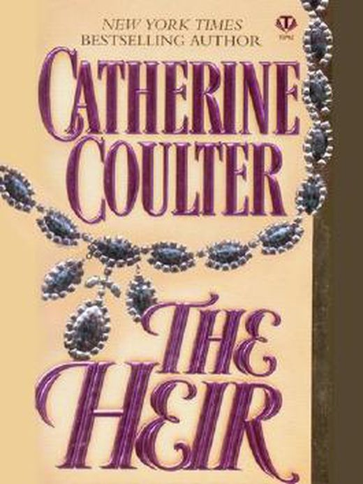 The heir  coulter historical romance  9781101209615 xxl