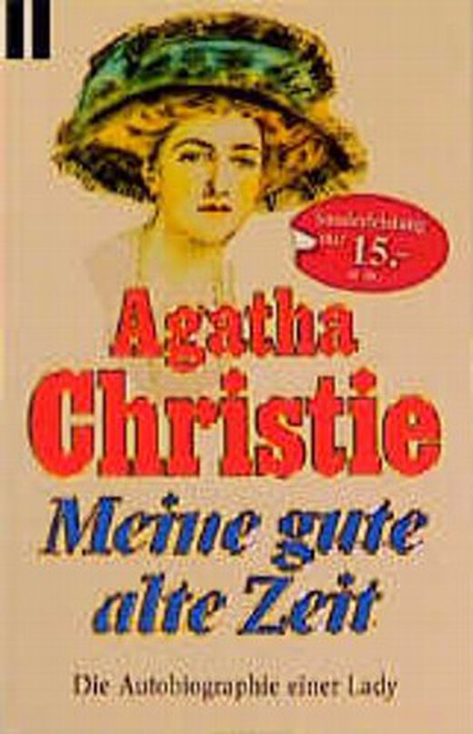 Meine gute alte zeit    die autobiographie einer lady  9783502515159 xxl