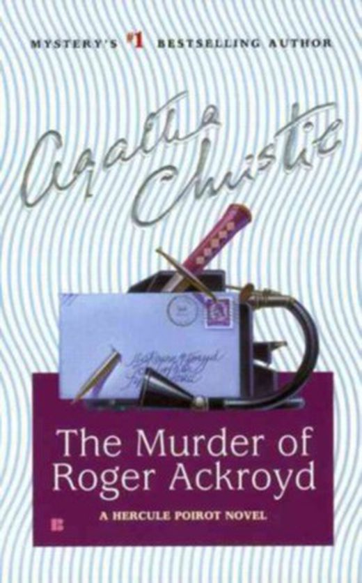 The murder of roger ackroyd 9780425173893 xxl