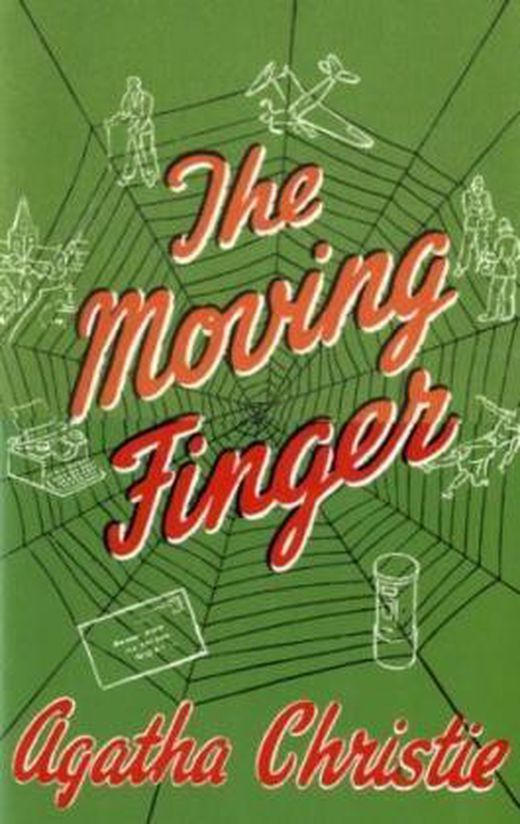 The moving finger 9780007208456 xxl