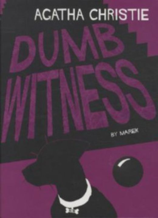 Dumb witness 9780007293100 xxl