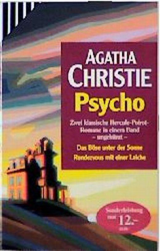 Psycho 9783502515746 xxl