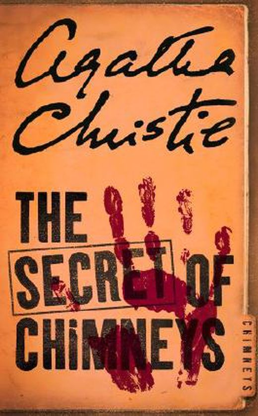 The secret of chimneys  agatha christie signature edition  9780007422784 xxl