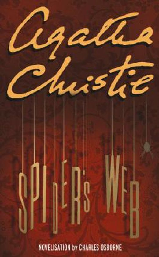 Spider s web  agatha christie collection  9780007423071 xxl