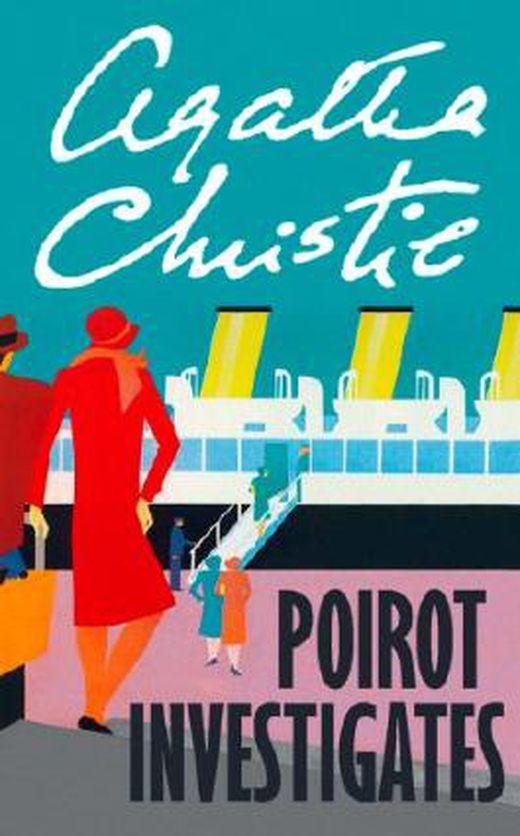 Poirot investigates  poirot  9780007422715 xxl