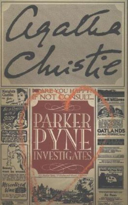Parker pyne investigates 9780007154821 xxl