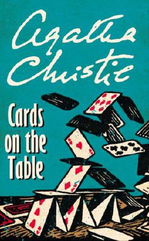 Cards on the table  poirot  9780007422197 xxl